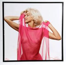 Bert STERN - Photography - Marilyn Monroe, The Last Sitting 1