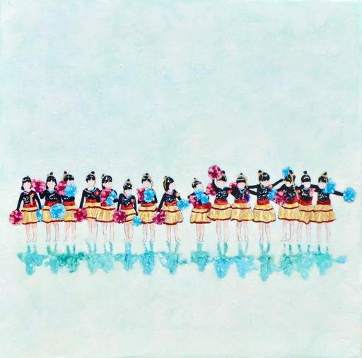 Teppei IKEHILA - Painting - Untitled 13