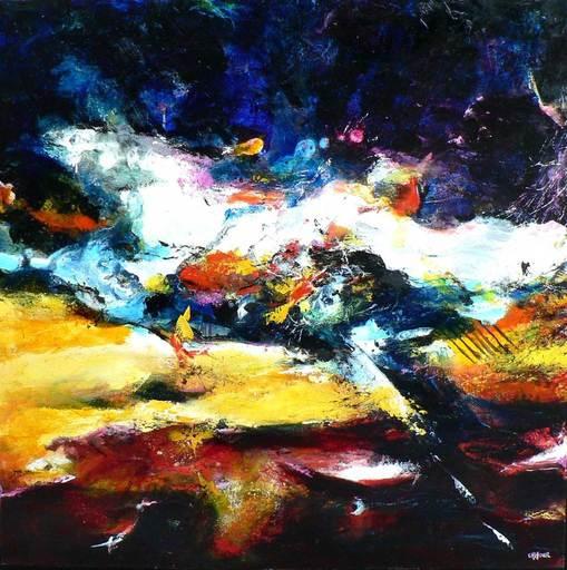 CHHOUR Kaloon - Gemälde - EK1136