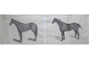 Didier MARCEL - Drawing-Watercolor - sans titre