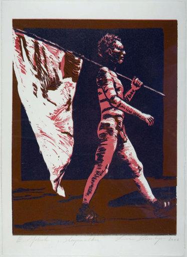 Luc DONDEYNE - Print-Multiple - Sleepwalker