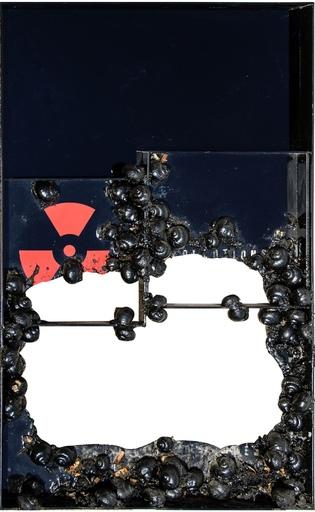 Claude GILLI - Sculpture-Volume - Pollution
