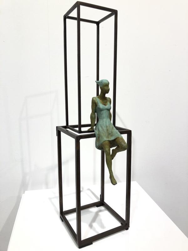 Joan ARTIGAS PLANAS - Sculpture-Volume - Small Titania
