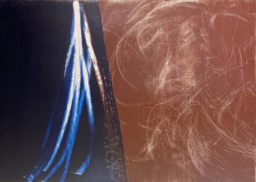 Hans HARTUNG - Painting - P10-1977-H2