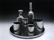杰夫·昆斯 - 版画 - Baccarat Crystal Set