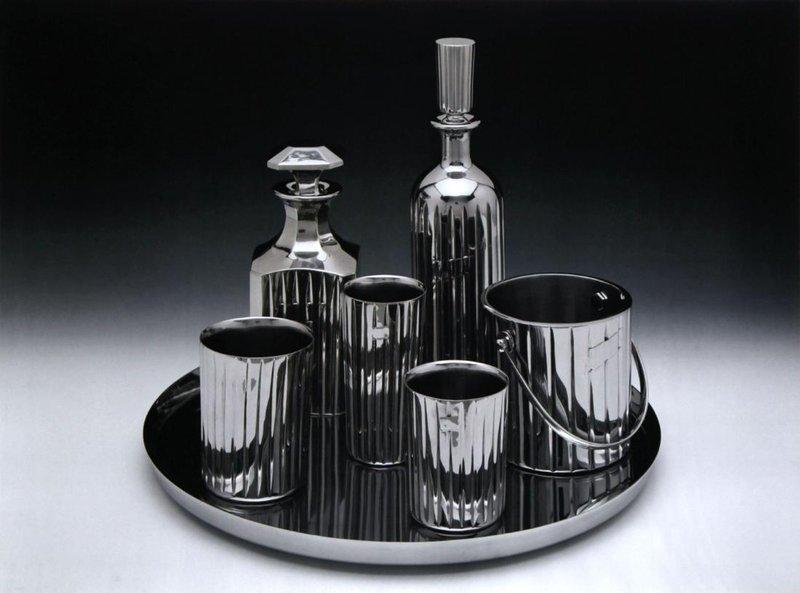 Jeff KOONS - Estampe-Multiple - Baccarat Crystal Set