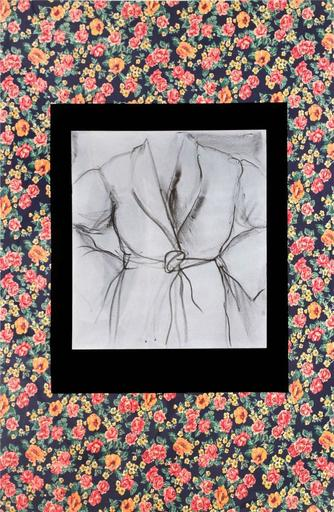 Jim DINE - Stampa Multiplo - The Robe Goes to Town