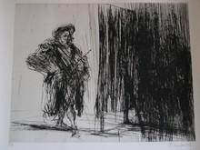 Claude WEISBUCH - Grabado - GRAVURE SIGNÉE AU CRAYON ANNOTÉE EA HANDSIGNED EA ETCHING