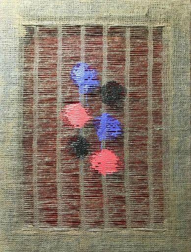 Salvatore EMBLEMA - Pintura - Senza Titolo