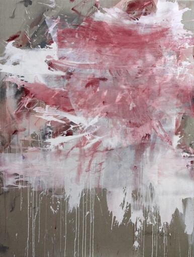Daniela SCHWEINSBERG - 绘画 - Pink Noise