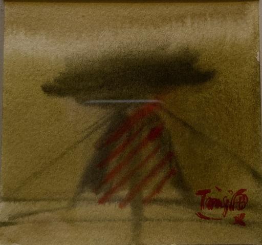 T'ANG Haywen - Dibujo Acuarela - COMPOSITION