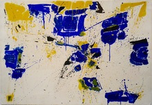 Sam FRANCIS - Stampa Multiplo - The Upper Yellow