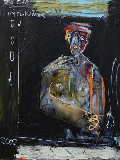 MONSIEUR JAMIN - Pintura - hypo khâgne