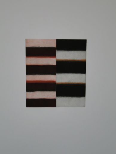 Sean SCULLY - Grabado - Seven Mirrors