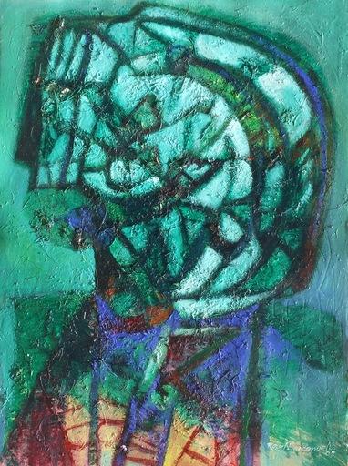 Raul ENMANUEL - Pintura - Armonia de Primavera