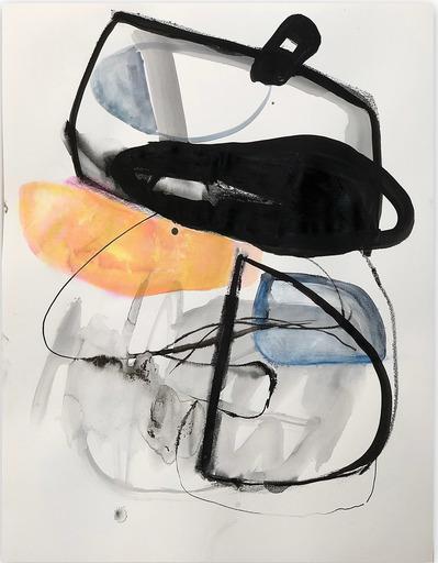 Irene NELSON - Pittura - Untitled Quarantine #1