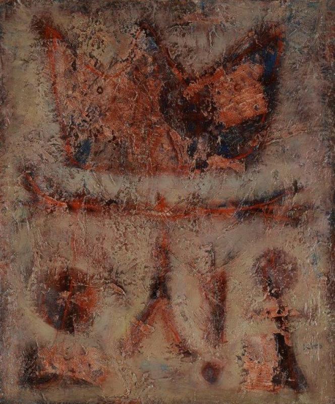 Akira KITO - Peinture - Noblesse orientale