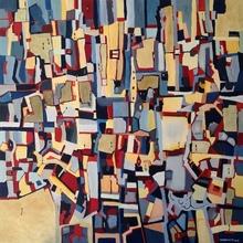 Jérémie IORDANOFF - Peinture - Sortir