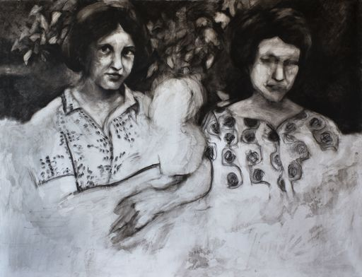 Lyudmyla RAZBITSKAYA - Drawing-Watercolor - No title    (Cat N° 5418)