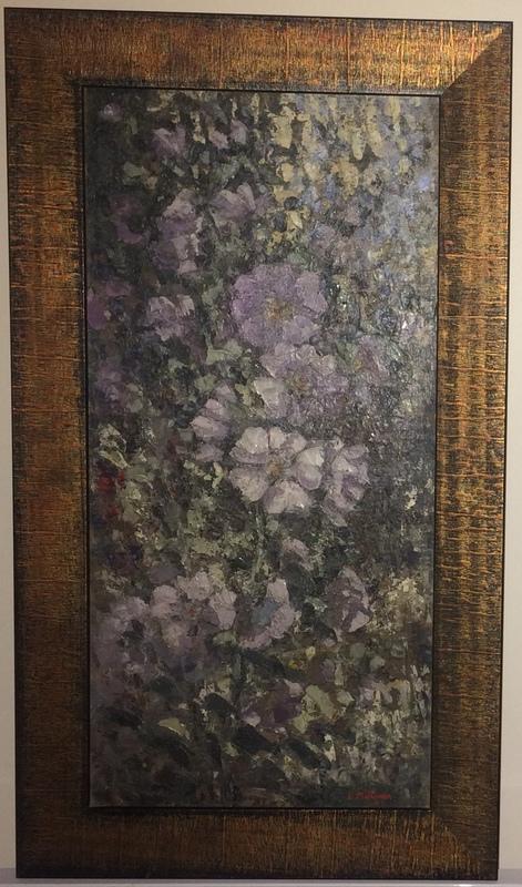 Samuel MÜTZNER - Painting - Fleurs