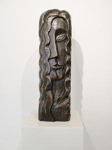 Margarete MOLL - Sculpture-Volume - Küssende (Elke)