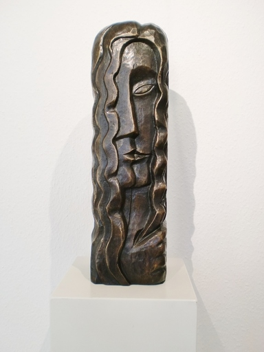 Margarete MOLL - Sculpture-Volume - Elke