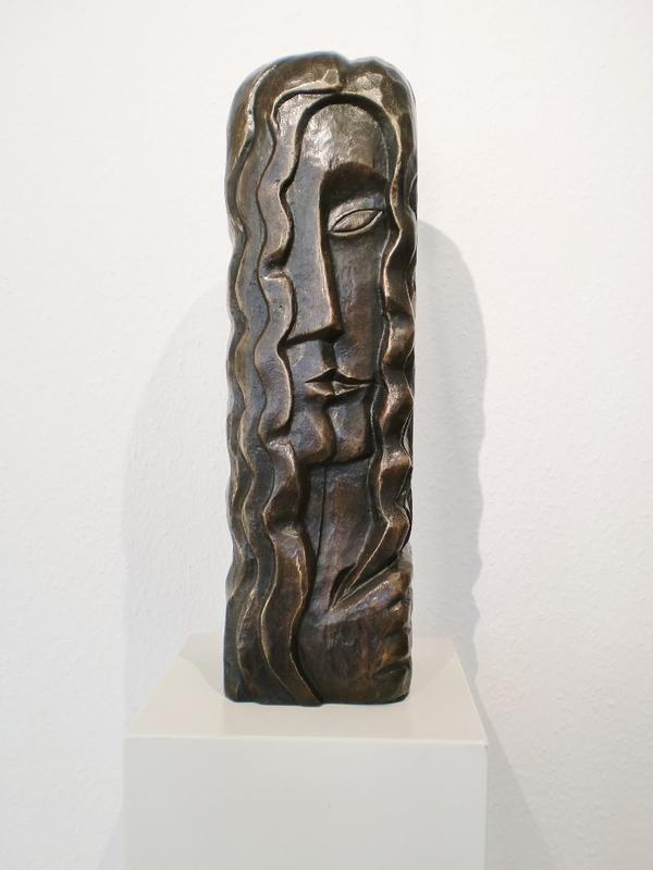 Margarete MOLL - 雕塑 - Elke