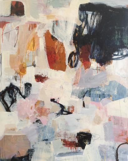 Linda COPPENS - 绘画 - Poetry of life 8