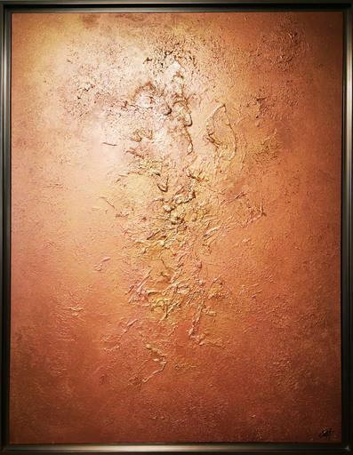 Elodie DOLLAT - Gemälde - Ambusti Terraé
