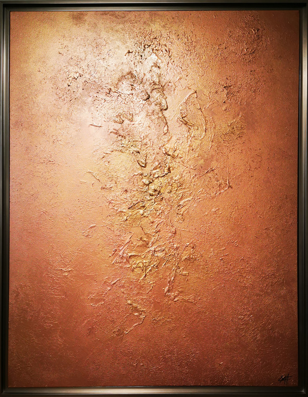 Elodie DOLLAT - Pintura - Ambusti Terraé