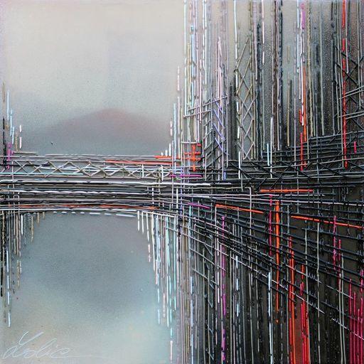 Leslie BERTHET LAVAL - Peinture - N°26 Industrial view