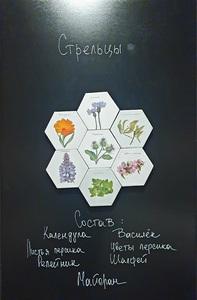 Elena KOVYLINA - Gemälde - Audio-Visual Pharmacy. Sagittarius