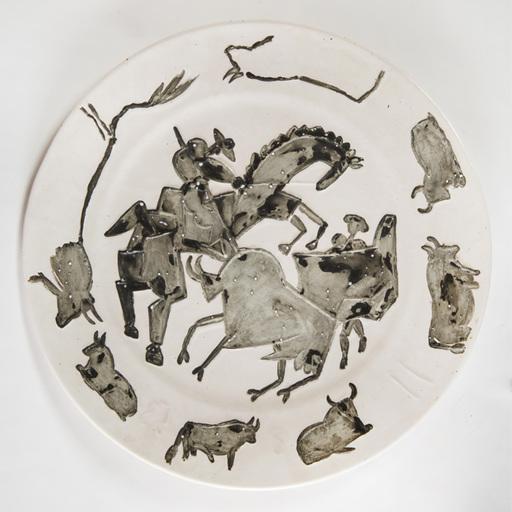 Pablo PICASSO - Keramiken - Corrida