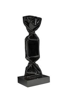 Laurence JENKELL - Sculpture-Volume - Wrapping Bonbon Noir
