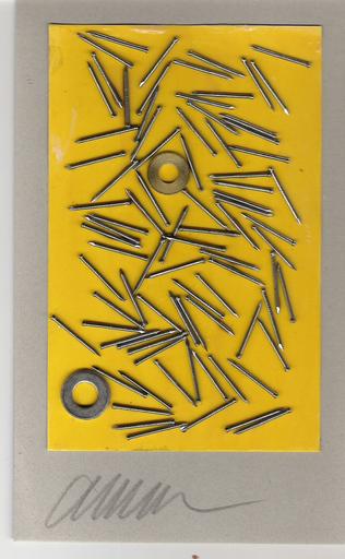 Fernandez ARMAN - Escultura - ACCUMULATION VIS