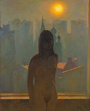 Alexander TOKAREV - Pintura - Window