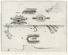 Vladimir YANKILEVSKY - Print-Multiple - Anatomy of Feelings, No. 24: Landscape of a Woman`s Face