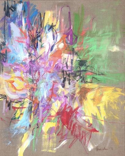 Nicole LEIDENFROST - Gemälde - Indian Summer