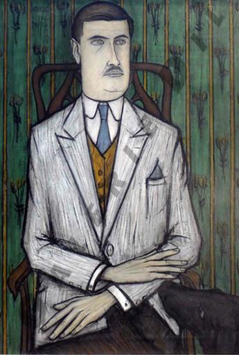 Bernard BUFFET - Painting - Jerome Bungener