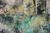 """Irina BOCHAROVA - Painting - abstract cityscape """"The sea is gone"""""""