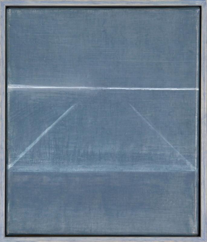 Geneviève ASSE - Painting - Sans titre