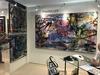 Cédric BOUTEILLER - Pittura - Abstraction Powerland
