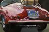 FABRIANO - Painting - Un été à L.A. Porsche 356 A 1600 super