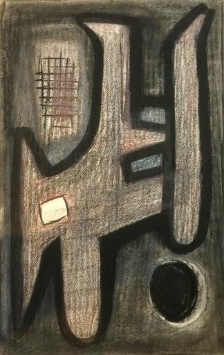 Jean SIGNOVERT - Gemälde - Coupling