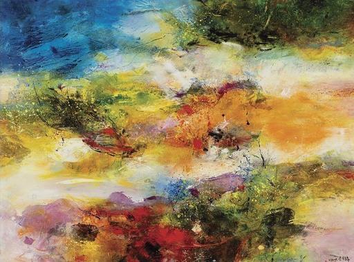 CHHOUR Kaloon - Pintura - NPA 50
