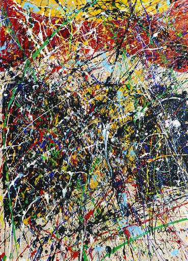 Jean-Jacques MARIE - Gemälde - Composition n°321