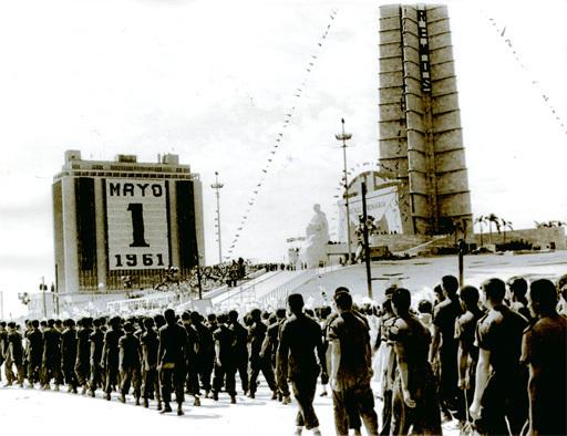 Alberto KORDA - Photo - Dia del trabajo 1961