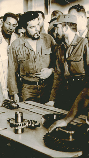 Alberto KORDA - Fotografia - (Che with commander Willliam Galvez)
