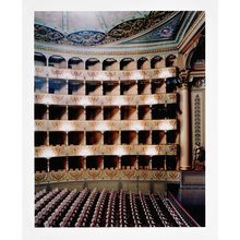 Candida HÖFER (1944) - Teatro Nacional de Sao Carlos Lisboa III, 2005