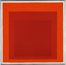 Josef ALBERS - Pintura - Homage to the Square